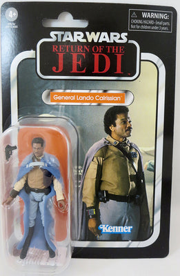 Star Wars The Vintage Collection 3.75 Inch Action Figure (2020 Wave 4) - General Lando Calrissian VC47