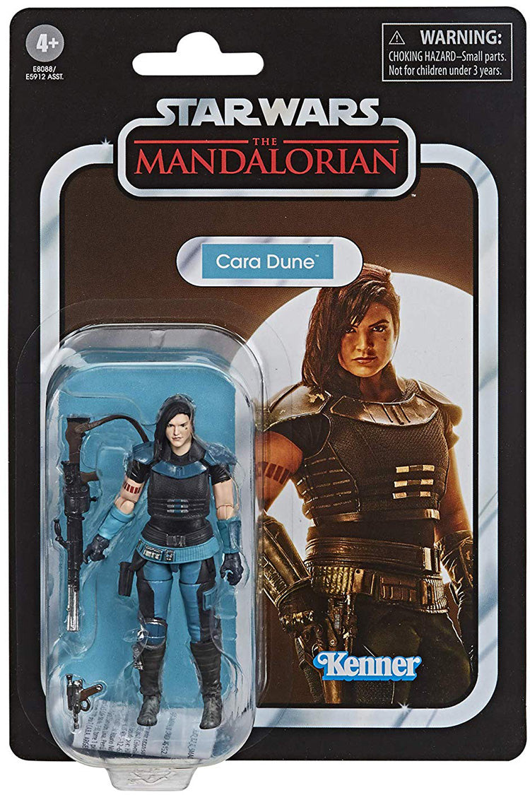 Star Wars The Vintage Collection  3.75 Inch Action Figure (2020 Wave 2) - Cara Dune  VC164