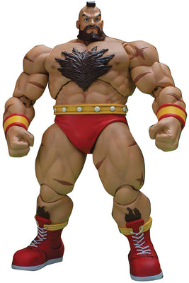 Street Fighter The Final Challenger 9 Inch Action Figure - Zangief