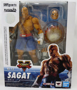 Street Fighter V 6 Inch Action Figure S.H. Figuarts - Sagat