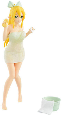 Sword Art Online 7 Inch Static Figure Code Register EXQ - Leafa In Towel