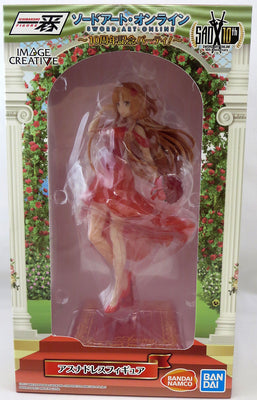 Sword Art Online 8 Inch Static Figure Ichiban Series - Asuna Party Dress Version