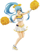 Sword Art Online 9 Inch Static Figure Memory Defrag EXQ - Asuna Cheerleader Version