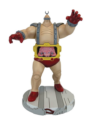 Teenage Mutant Ninja Turtles 9 Inch Statue Figure 1/8 Scale PVC - Krang