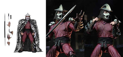 Teenage Mutant Ninja Turtles 7 Inch Action Figure 1990 Movie Series - Shredder (Back-Order Ships Fall 2020)