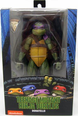 Teenage Mutant Ninja Turtles 6 Inch Action Figure Exclusive - Donatello 1990 Movie Version
