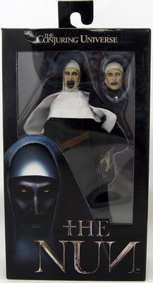 The Conjuring 8 Inch Action Figure Retro Doll Series - Nun Valak