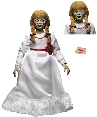 The Conjuring Universe Retro Clothed Series 8 Inch Action Figure - Annabelle