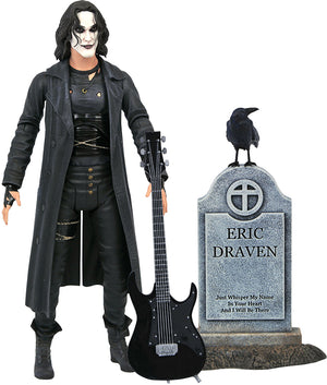 The Crow Movie Select 7 Inch Action Figure - The Crow