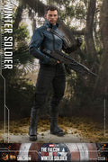 The Falcon and The Winter Soldier 12 Inch Action Figure 1/6 Scale - Winter Soldier