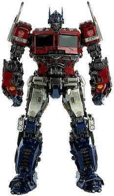 Transformers 11 Inch Action Figure DLX Scale Series - Optimus Prime