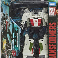 Transformers Earthrise War For Cybertron 6 Inch Action Figure Deluxe Class Wave 1 - Wheeljack