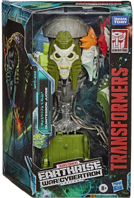 Transformers Earthrise War For Cybertron 7 Inch Action Figure Voyager Class (2020 Wave 2) - Quintesson Judge #22