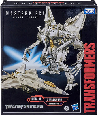 Transformers Masterpiece 12 Inch Action Figure Exclusive - Starscream MPM-10