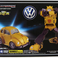Transformers Masterpiece 6 Inch Action Figure Television Series - Bumblebee MP-45
