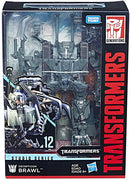 Transformers Movie Studio Series 8 Inch Action Figure Voyager Class - Brawl #12 (Shelf Wear Packaging)