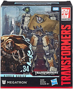 Transformers Movie Studios Series 8 Inch Action Figure Leader Class - Megatron #34