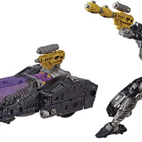 Transformers Selects War for Cybertron 6 Inch Action Figure Deluxe Class - Nightbird Exclusive