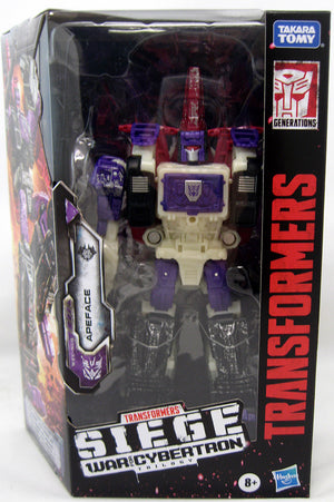Transformers Siege War For Cybertron 7 Inch Action Figure Voyager Class - Apeface
