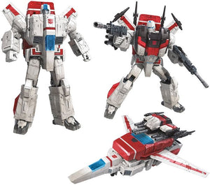 Transformers Siege War For Cybertron 11 Inch Action Figure Commander Class - Jetfire