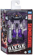Transformers Siege War For Cybertron 6 Inch Action Figure Deluxe Class - Barricade