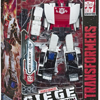 Transformers Siege War For Cybertron 6 Inch Action Figure Deluxe Class - Red Alert