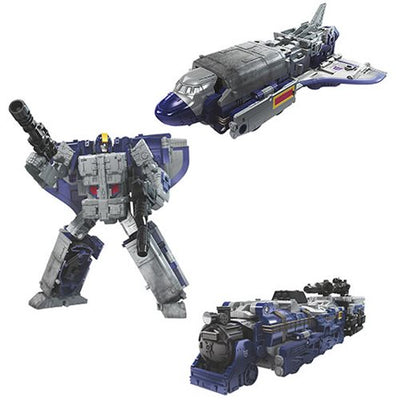 Transformers Siege War For Cybertron 8 Inch Action Figure Leader Class - Astro Train