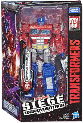 Transformers Siege War For Cybertron 7 Inch Action Figure Voyager Class Wave 1 - Optimus Prime