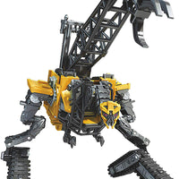 Transformers Studio Series 6 Inch Action Figure Deluxe Class - Constructicon Hightower #47