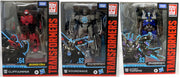 Transformers Studio Series 6 Inch Action Figure Deluxe Class (2020 Wave 3) - Set of 3 (#62 - #64)