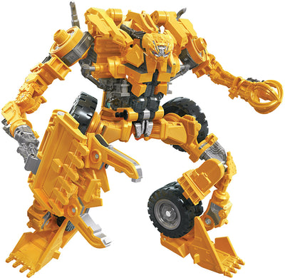 Transformers Studio Series 7 Inch Action Figure Voyager Class (2020 Wave 2) - Scrapper #60
