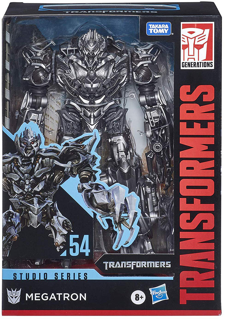 Transformers Studio Series 7 Inch Action Figure Voyager Class - Megatron #54