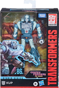 Transformers Studios Series 5 Inch Action Figure Deluxe Class (2021 Wave 1) - Kup #86-02
