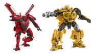 Transformers Studios Series 5 Inch Action Figure Deluxe Class (2021 Wave 2) - Set of 2 (#70 to #71)