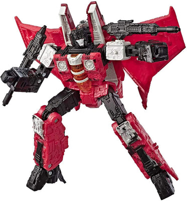 Transformers War For Cybertron Generations Selects 6 Inch Action Figure Voyager Class - Red Wing WFC-GS02 Exclusive