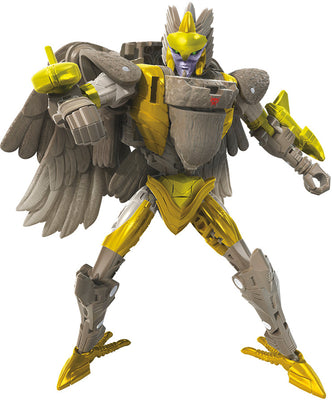 Transformers War For Cybertron Kingdom 6 Inch Action Figure Deluxe Class Wave 2 - Airazor