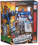Transformers War For Cybertron Kingdom 8 Inch Action Figure Leader Class Wave 2 - Ultra Magnus