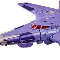Transformers War For Cybertron Kingdom 7 Inch Action Figure Voyager Class Wave 1 - Cyclonus WFC-K9