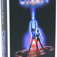 Tron Deluxe VHS Box Set 6 Inch Action Figure SDCC 2020 Exclusive - Tron Special Edition