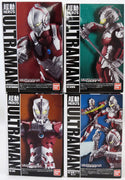 Ultraman Chodo Hero's Ultraman 4 Inch Mini Figure - Set of 4 (Ultraman - Seven - Ace - Weapons)