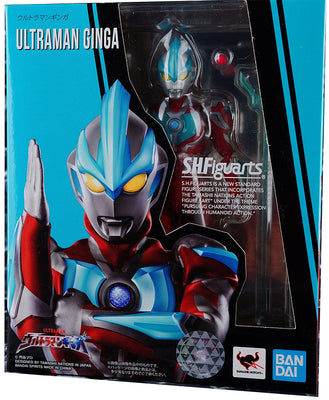 Ultraman 6 Inch Action Figure S.H. Figuarts - Ultraman Ginga