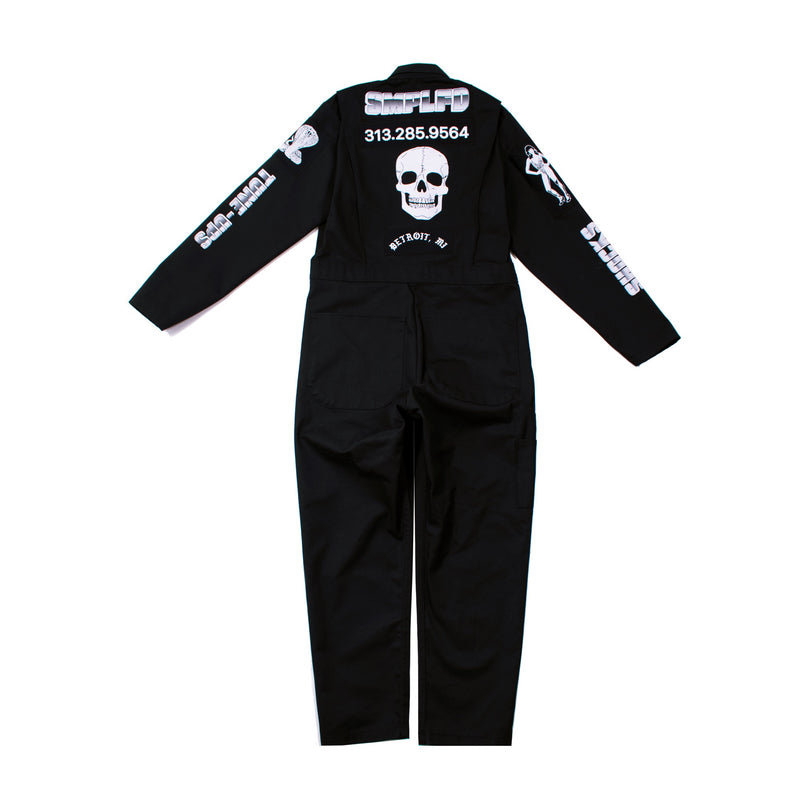 Body Shop Coveralls