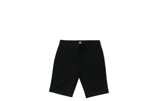 SMPLFD Slim Fit Chino Shorts | Black