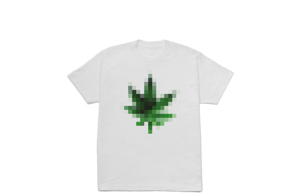 Blurred Pot Leaf T-shirt