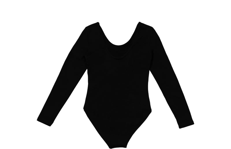 SMPLFD Long Sleeve Bodysuit