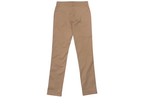 SMPLFD Slim Fit Chinos | Khaki