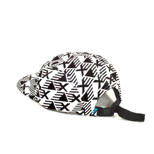 All-Over Pattern 5-Panel Hat