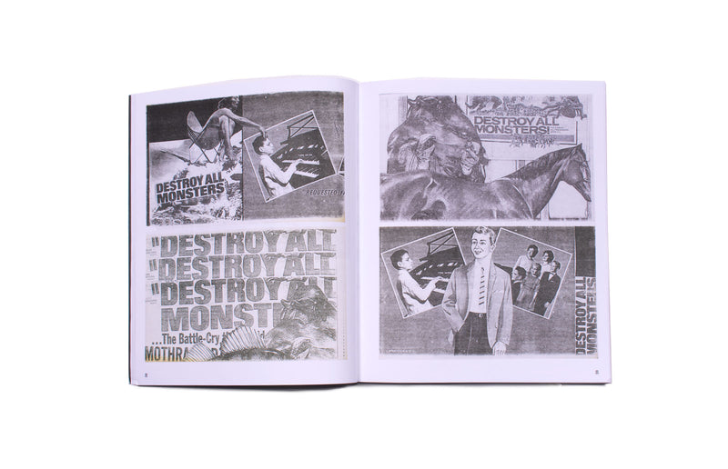 Return of the Repressed: Destroy All Monsters 1974–1977