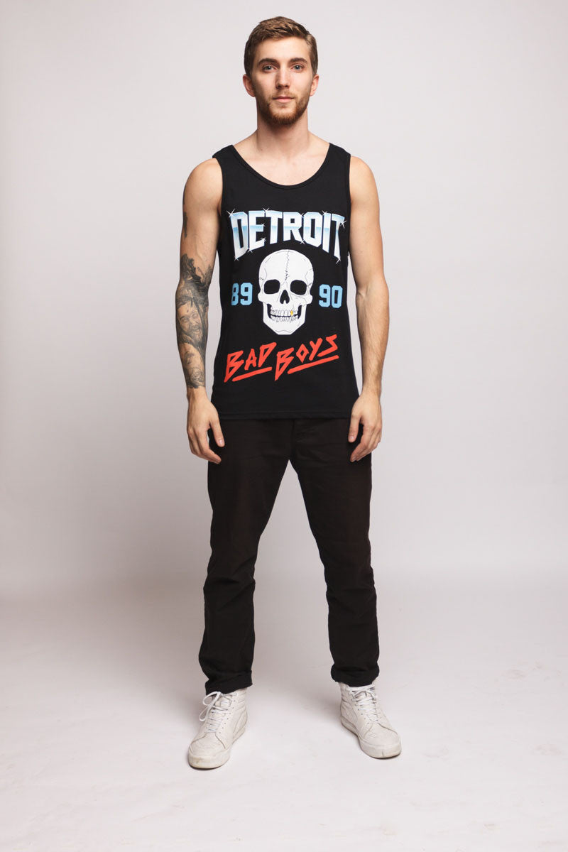 Detroit Bad Boys Tank Top