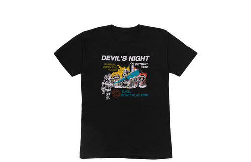 Devil's Night T-shirt